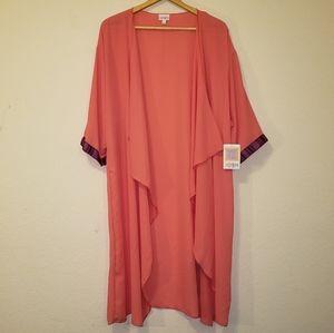 NWT LulaRoe Kimono Shirley